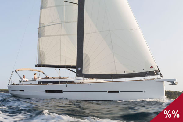 Dufour 520 Grand Large Yachtcharter